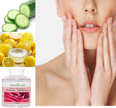 Cucumber And Lemon Natural toner For Face