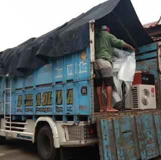 Sewa Truk Pindahan Cirebon Semarang Surabaya