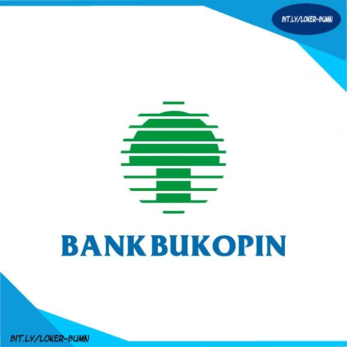 Rekrutmen Lowongan Kerja PT. Bank Bukopin, Tbk