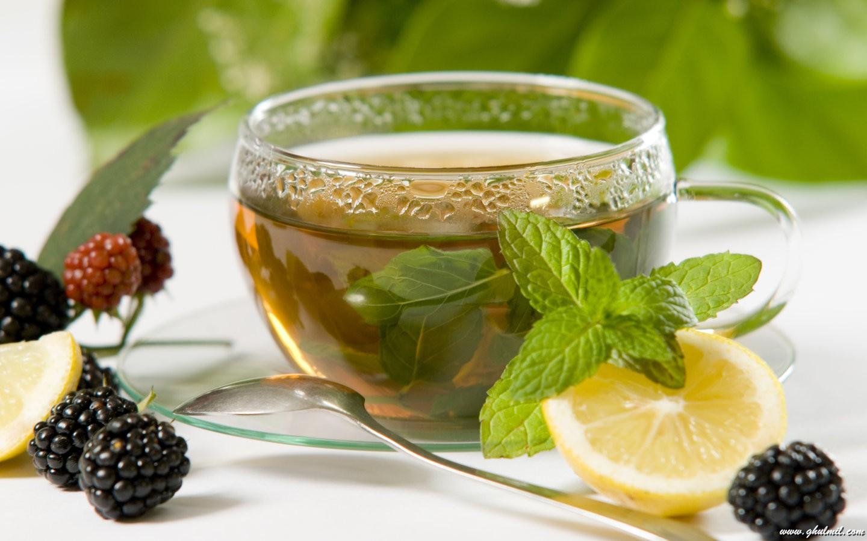 chá verde, reeducação alimentar