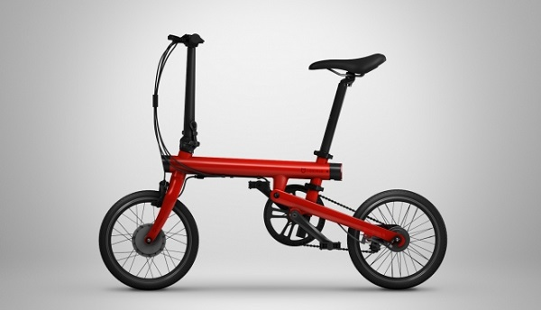 Xiaomi launches Mi QiCYCLE folding electric bike