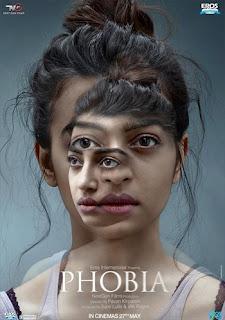 Phobia 2016 Hindi Movie Download