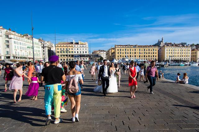 Matrimonio, Marsiglia