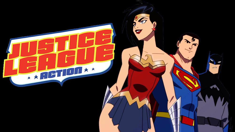 Justice League Action จัสติซลีก ภาค1
