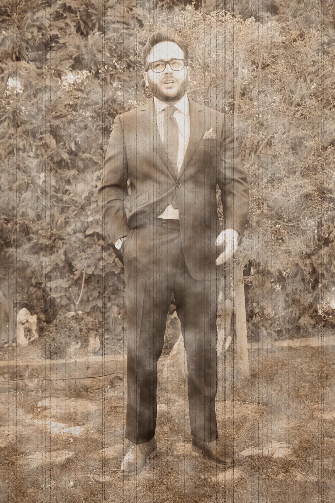 Tom Black, TomBlackStyler, Mipadreinventoelvintage, sastrería, made to measure, Sin Abrochar, Rayas y Cuadros,
