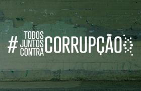 Ministério Público lança campanha #TodosJuntosContraCorrupção