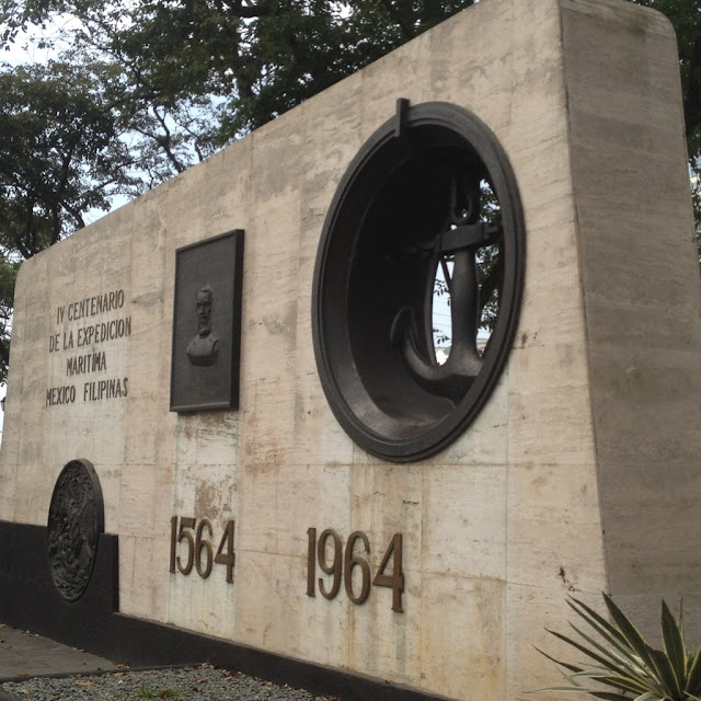 Galleon Trade Marker at Intramuros Manila Philippines