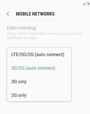 Network-Mode-in-Android-device