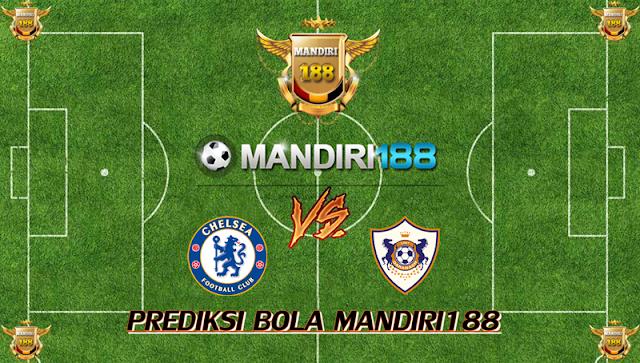 AGEN BOLA - Prediksi Chelsea vs Qarabag Aghdam 13 September 2017