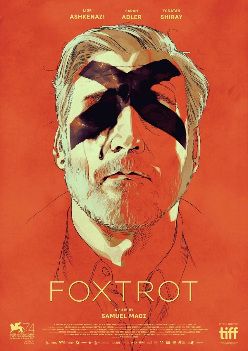 Foxtrot - pelicula poster 2