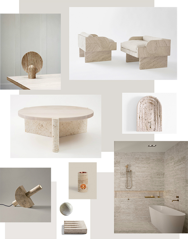 Currently Loving | Travertine