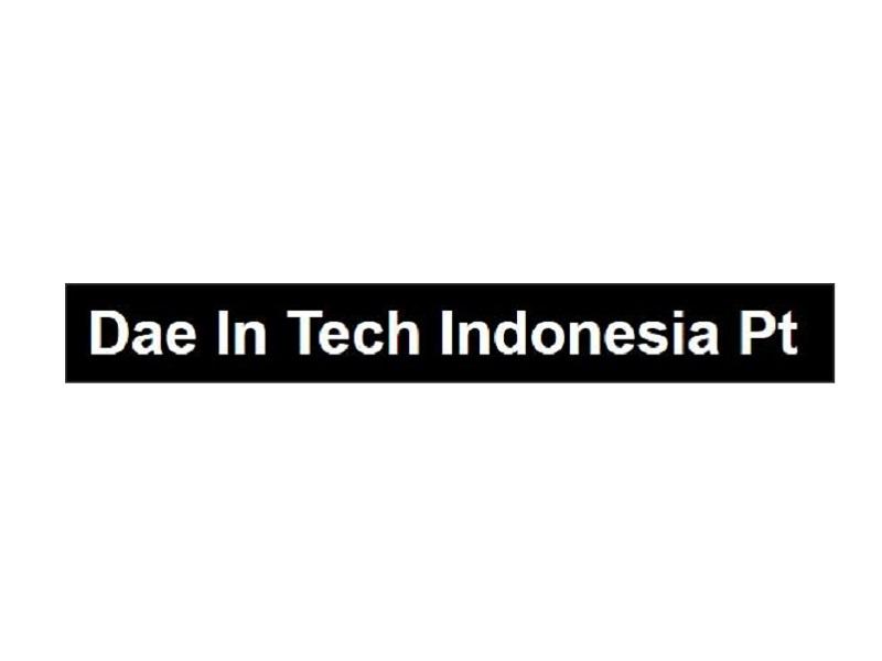 LOKER Kerja 2019 Cikarang PT Dae In Tech Indonesia Kawasan MM2100 Terbaru