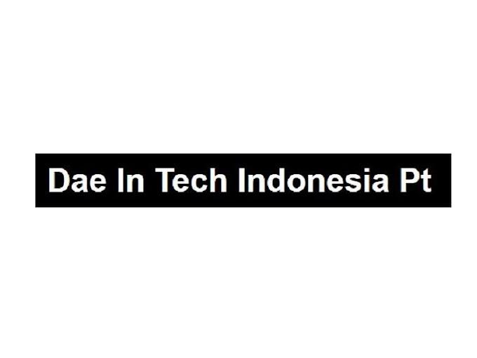 Informasi Loker Terbaru MM2100 PT Dae In Tech Indonesia Cikarang