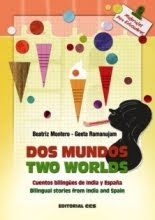 """Dos Mundos-Two Worlds"" cuentos bilingües, bilingual stories"