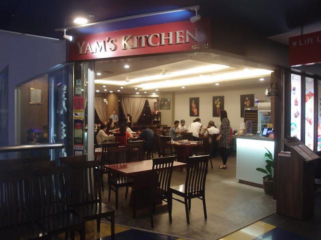 Yam's Kitchen