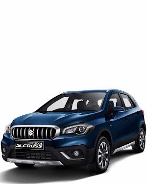 Suzuki Mobil New SX4 S-Cross Dealer Lampung