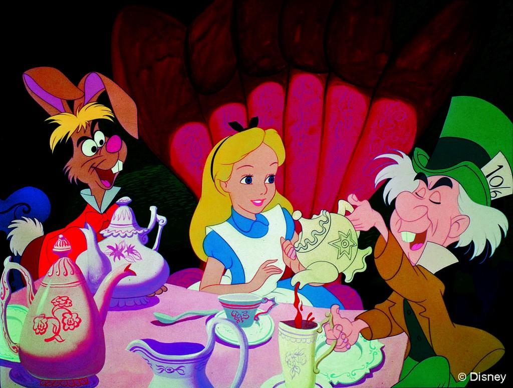 Kia 39 s little family making memories movie memories - Alice in wonderland cartoon pictures ...