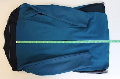 Dr. Pulaski TNG medical smock - length