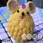 patron raton gratis amigurumi, free amigurumi patter mouse