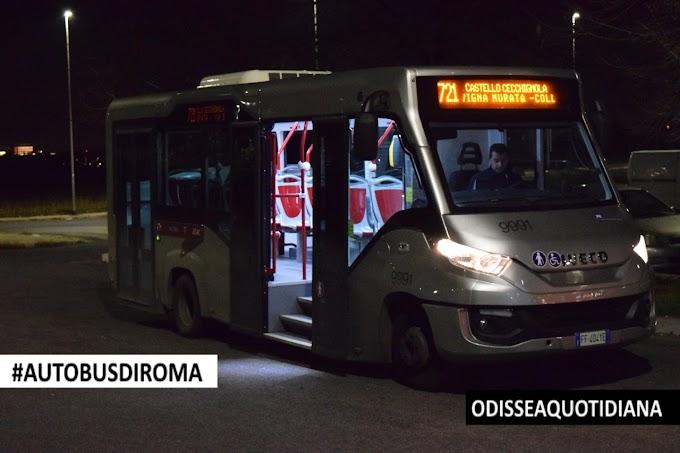 #AutobusDiRoma - Indicar Vehixel; i furgoni-bus di RomaTpl!