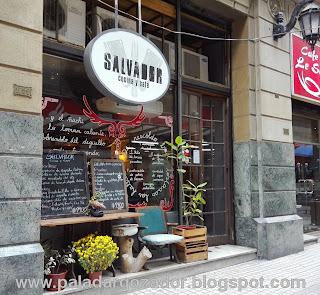 Salvador Cocina entrada fachada