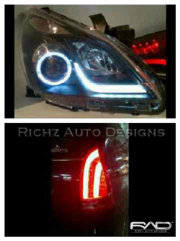 Stop Lamp Led Grand New Veloz All Kijang Innova 2.0 G Richz Auto Designs Headlamp Stoplamp Avanza Hilux Vigo Angel Eyes