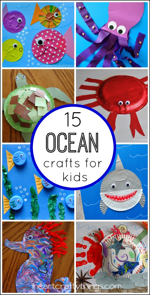 water themed craft ideas i crafty things 15 fantastic themed crafts 5705