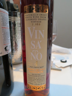 Argyros Vinsanto 4 Years 2008 - PDO Santorini, Greece (92 pts)