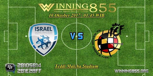 Prediksi Skor Israel vs Spanyol
