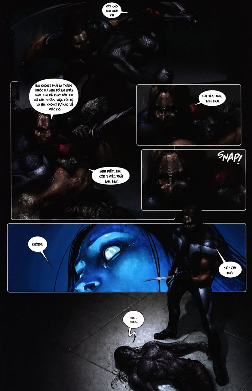 X-Men Necrosha chap 13 trang 17