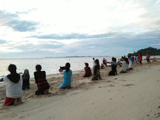 Harga tiket kapal ke Pulau Benan dari Tanjungpinang