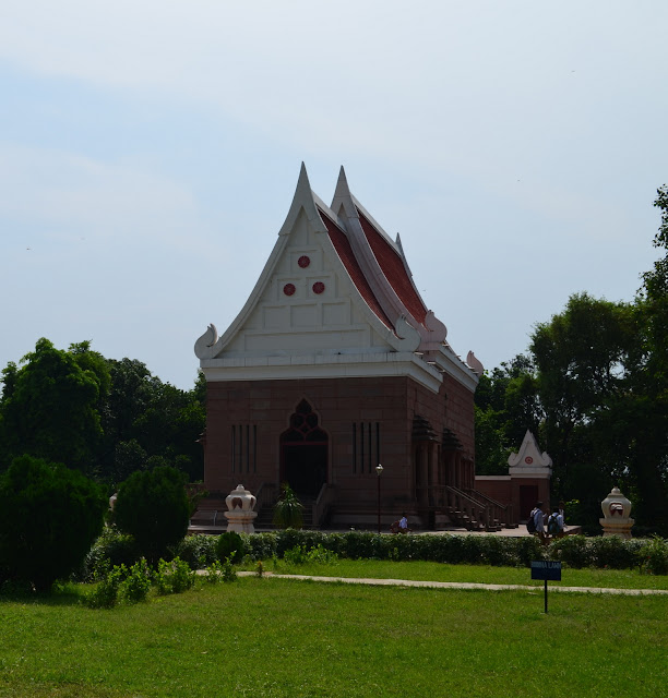Wat Thai (Thai Temple), Sarnath