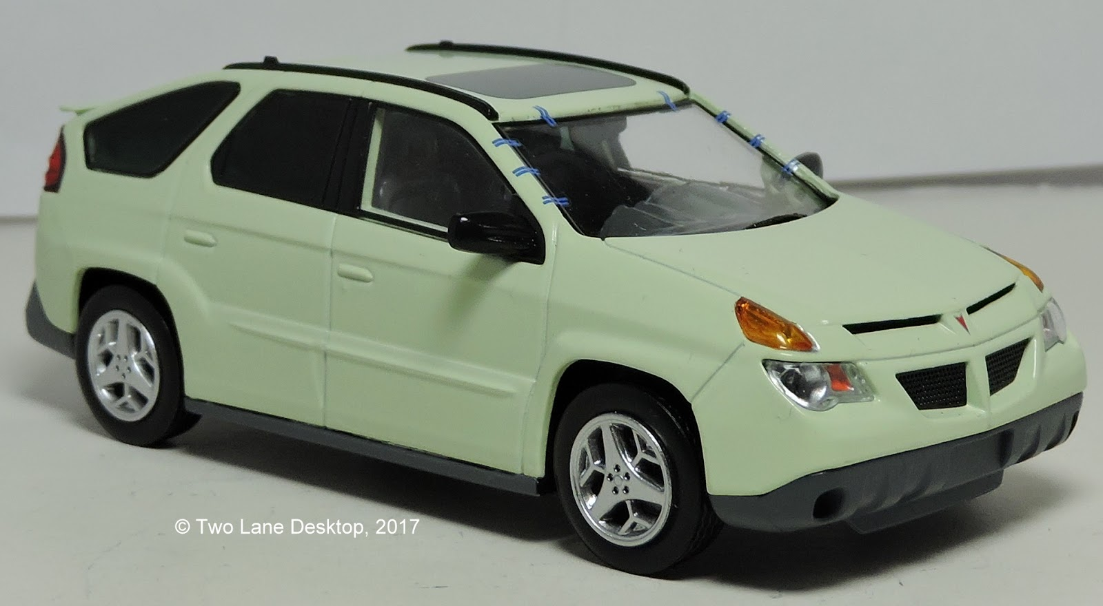 medium resolution of one vehicle that gained popularity from the tv series is an unlikely one a pontiac aztek the one that walter white drives uses as a battering ram