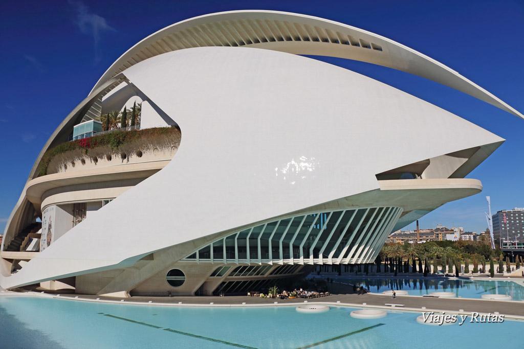 Reina Sofía, Ciudad de las Artes y las Ciencias, Valencia
