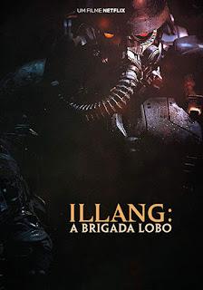 Illang: A Brigada Lobo - HDRip Dual Áudio