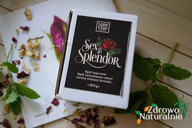 Soap Szop - Mydło Sex & Splendor