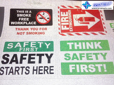 Safety Reflective Signs