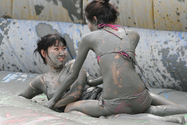 Le Festival de boue de Boryeong