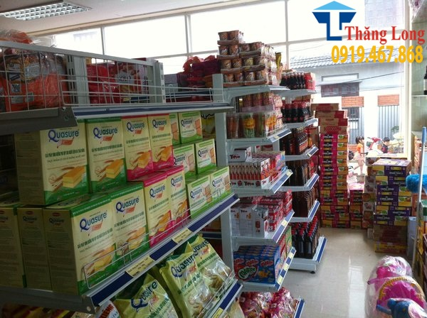 Những lý do bạn nên sử dụng giá kệ siêu thị