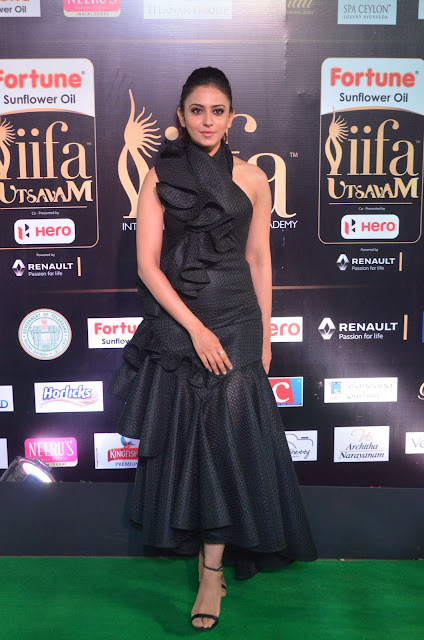Rakul Preet Singh at IIFA Utsavam Awards 2017 Day 2