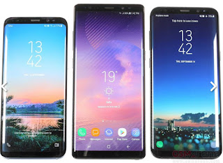 Samsung Galaxy Note 8 frp unlock
