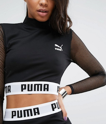 Asos x Puma online shopping streetwear sports lux rihanna melbourne keys road