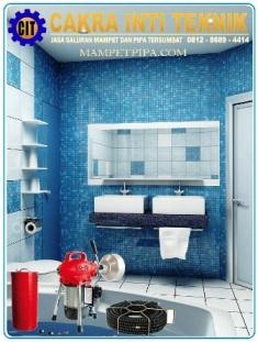 Jasa saluran kamar mandi mampet