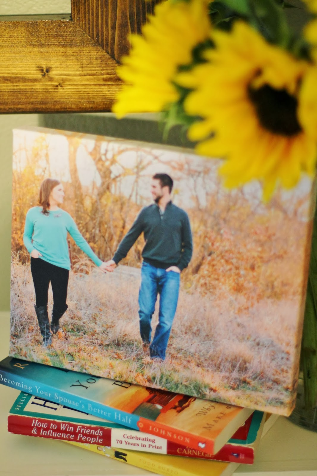 Tucker Up: Easy Canvas Prints - 50% off canvas of your choice!