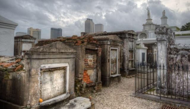 Inilah Lima Kuburan Paling Menyeramkan Di Seluruh Dunia