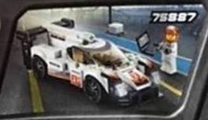 anj 39 s brick blog lego speed champions 2018 porsche 919 hybrid 75887 image revealed. Black Bedroom Furniture Sets. Home Design Ideas