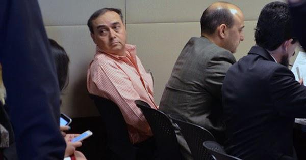 Ex colaborador de Duarte aceptó que desvió recursos y lo dejan libre