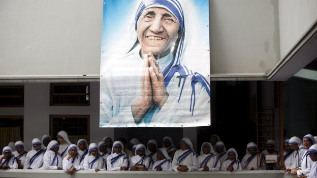 Mother Teresa India charity 'sold babies'