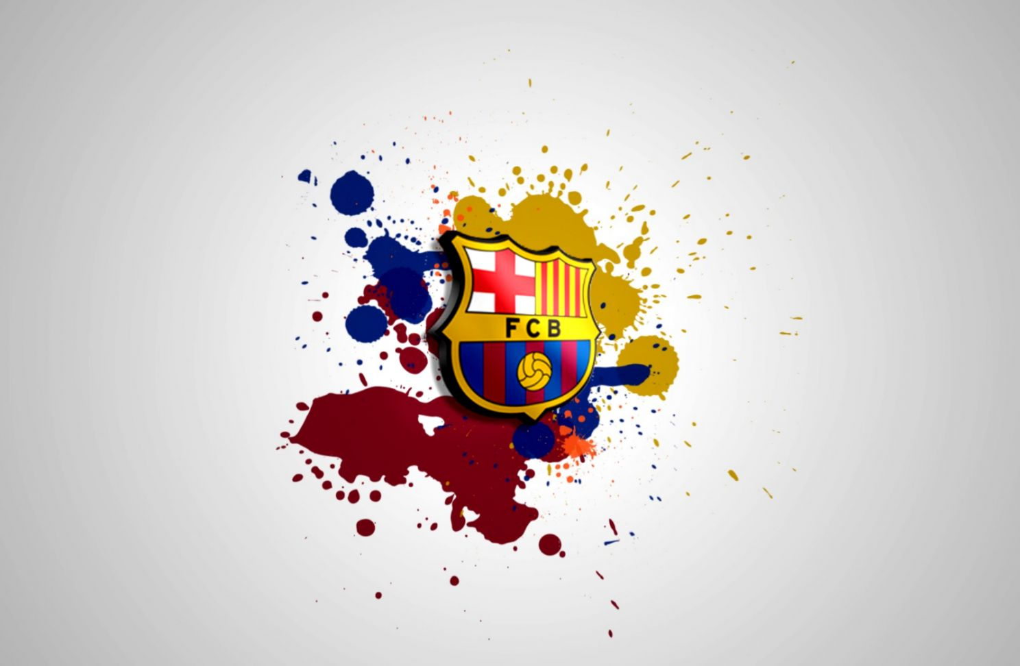 Barcelona Fc Logo 3D Full Hd Wallpaper Desktop ...