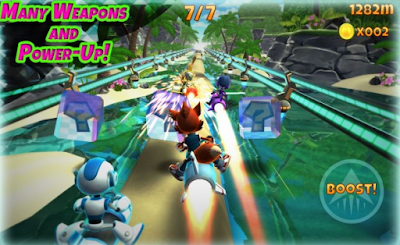 Download Rocket Racer